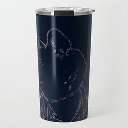 Dapper Cat Travel Mug