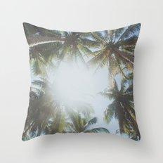 Philippines VII Throw Pillow