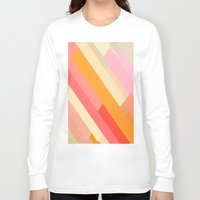 sprinkles Long Sleeve T-shirts featuring color story - sprinkles by Amanda Millner McAdoo