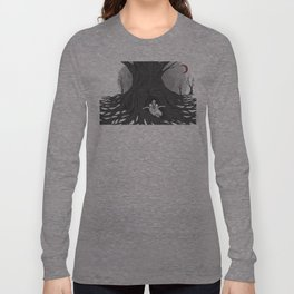 Four Arms -Roots Long Sleeve T-shirt