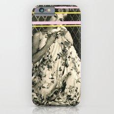 Bedroom Eyes iPhone 6s Slim Case