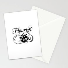 Flourish & Blotts of Diagon Alley Stationery Cards