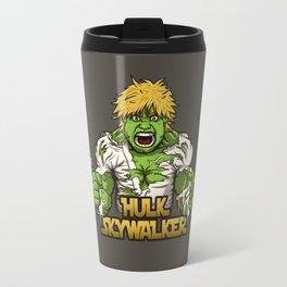 Angry Luke Travel Mug