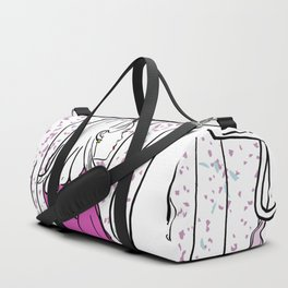 Doy lo que soy / I give what I am Duffle Bag