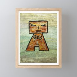ELLA Framed Mini Art Print