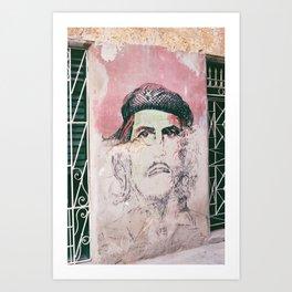 El Che Art Print