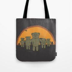 Dawn of the Ted Tote Bag