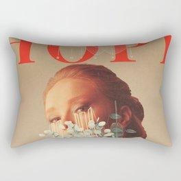 Growing Hope Rectangular Pillow