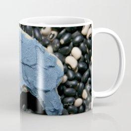 Blue Buffalo Cutout Cookie jjhelene Coffee Mug