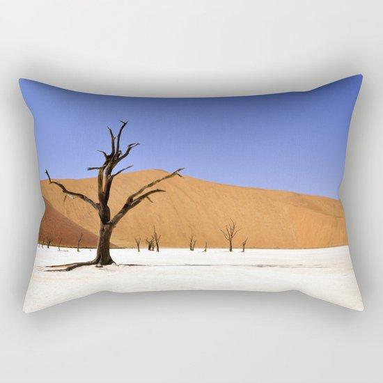 desert tree 4 Rectangular Pillow