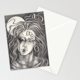 Concentricity Stationery Cards