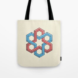 Mathametric Tote Bag