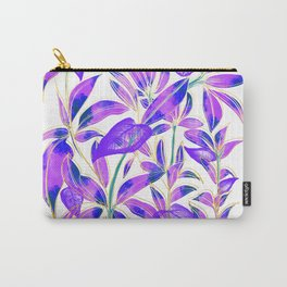 Ultraviolet Nature Carry-All Pouch