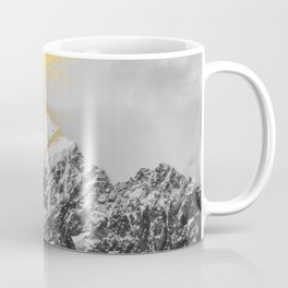 Moon dust mountains Coffee Mug