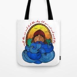 Wayfarer Tote Bag