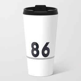Number 86 Travel Mug