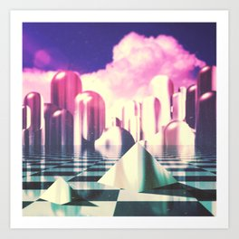 KROME Art Print