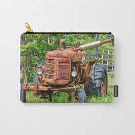 Rusty Farmall Carry-All Pouch