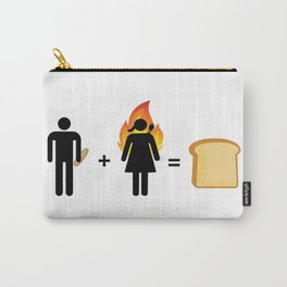 toast babies Carry-All Pouch
