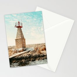 Lighthouse Dreamy Landscape Stationery Cards