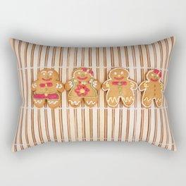 Gingerbread cookies Rectangular Pillow