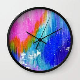 Australian Autumn Wall Clock