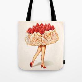 Cake Girl - Pavlova Tote Bag