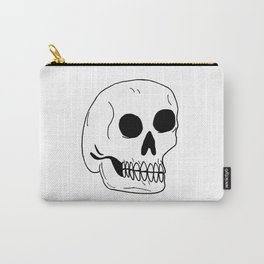 Skeleton BFF Carry-All Pouch