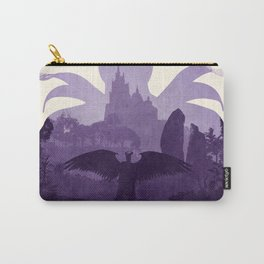 Maleficent (II) Carry-All Pouch