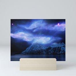 Night Sky Mini Art Print