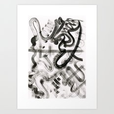 Untitled #4 Art Print