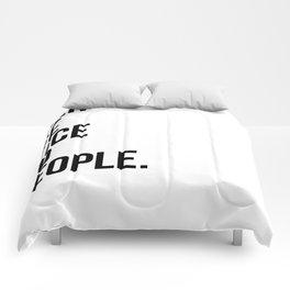 Work Hard Comforters