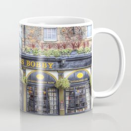 Greyfriars Bobby Pub edinburgh Coffee Mug