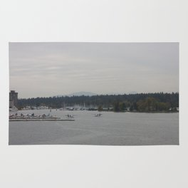 Vancouver Harbour Rug