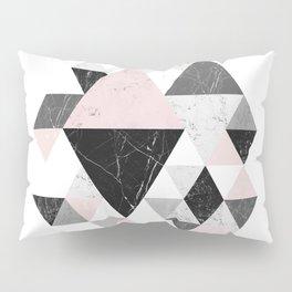 Abstract Geometri Pillow Sham