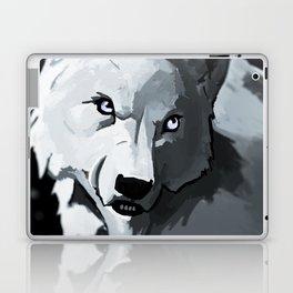 Wolf 4 Laptop & iPad Skin