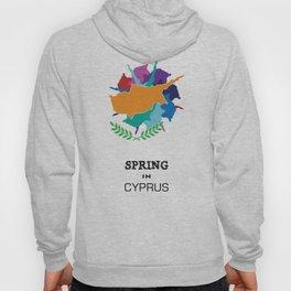 SPRING IN CYPRUS Hoody