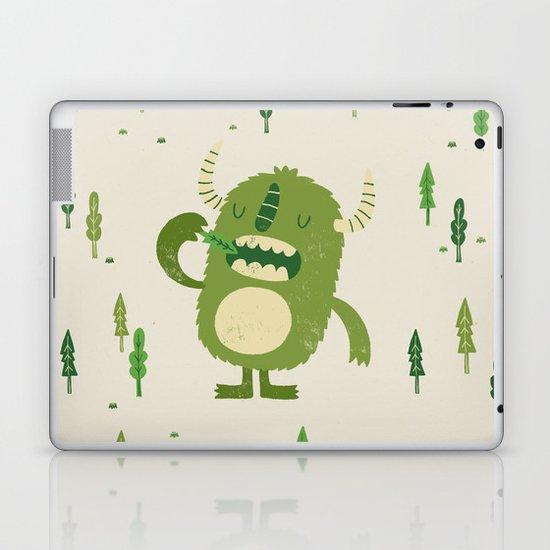 the tree muncher Laptop & iPad Skin