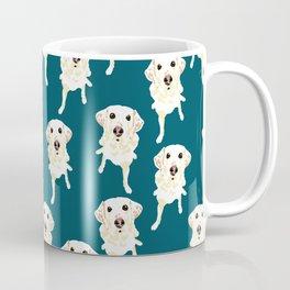 Pancake Pattern Coffee Mug