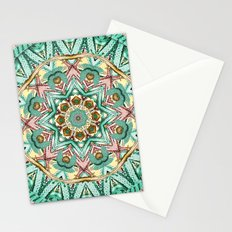 Sea Angel Kaleidoscope Stationery Cards