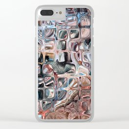 magical tiles Clear iPhone Case