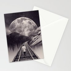 Whimsical Journey Stationery Cards