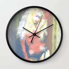 Christina Wall Clock