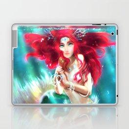 Mermaid underwater Laptop & iPad Skin
