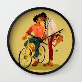 Courfeyrac x Jehan Wall Clock