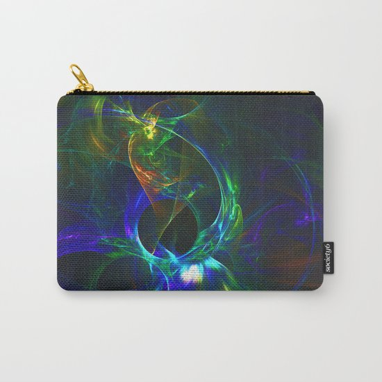 Abstraction. Solar eclipses. Carry-All Pouch