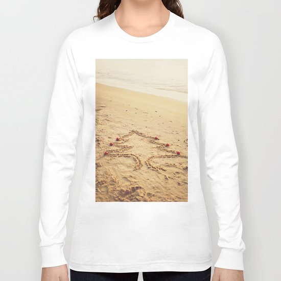 Merry Christmas! - Christmas at the beach Long Sleeve T-shirt