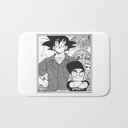 DBZ - Manga 8 Bath Mat