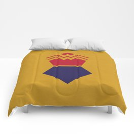 WonderWoman Alternative Minimalist Poster Comforters