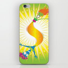 ecstacy iPhone Skin